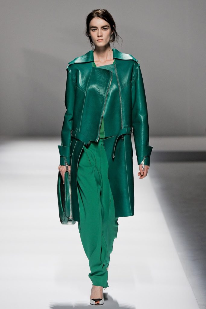 total look greenery